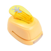 """Scrapbooking punches paper cutter large diy craft punch make card album tools little boy hole 3/4"""" 1.8cm mini punch set"""