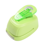 """Scrapbooking punches paper cutter diy craft punch make card album tools butterfly hole 3/4"""" 1.8cm mini punch set"""