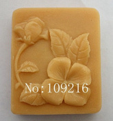 Creativemoldstore 1pcs Four Petals Flower (zx1708) Craft Art Silicone Soap Mould Craft Moulds DIY Handmade Soap Mould