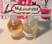 30ml Each x2 Rose and Patchouli Premium Scented Fragrance Oil for Soap Candle Wax Incense Bath and Body Lotion Product Making