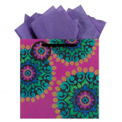 The Gift Wrap Company Aureole Medium Gift Bag