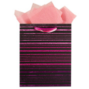 The Gift Wrap Company Passion for Pinks Ombre Effect Gift Bag