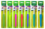 Clover Amour Crochet Hooks - Set of 7 - For Working with Thick Yarns