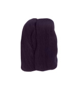 Trimits FW10.316 | Plum Natural Wool Roving | 10g Bag