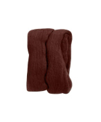 Trimits FW10.306 | Chocolate Natural Wool Roving | 10g Bag