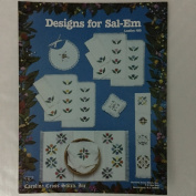 Designs fo Sal-Em, Leaflet #30, Carolina Cross Stitch, Inc.
