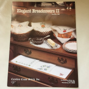 Elegant Breadcovers II, Leaflet #32, Carolina Cross Stitch, Inc., 14 Count