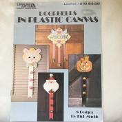 Doorbells in Plastic Canvas, Vintage, Leaflet 1210, Leisure Arts