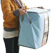 Storage Box Bag, FTXJ Hot Sale Portable Non Woven Underbed Pouch Housekeeping Organisers