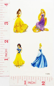 Disney Princess Temporary Waterproof Tattoo Art Body Stickers Removable Fashion Henna Tattoo Inspired Sticker Gifts by Magic movement