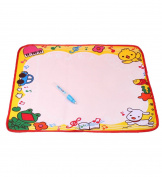NOMENI 48*36CM Water Drawing Painting Writing Mat Board Magic Pen Doodle Kids Toy Gift