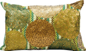 Kathy Ireland Worldwide Decorative Pillow By Nourison, Gncop, 30cm x 50cm