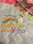 Rainbows & Unicorns ~ Fun & Happy Baby Blanket