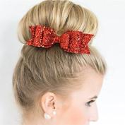 Ascentan(TM)Headband for Woman and Girl Bowknot Shinning Headwrap Fashion Hairband Korean Hair Accessories