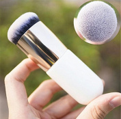 Buildent(TM)Soft Professional Foundation Brush Flat the Portable BB cream Chubby Makeup Brushes