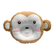 KMMall Monkey Baby Pillows Organic Cutton