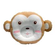 KMMall Monkey Baby Pillows Organic Cutton