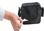 Grab and go Stroller Wipe Bag Push Cart Storage bag