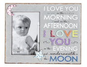 I love you in the Morning Frame