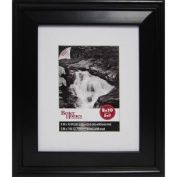 Decorative Better Homes and Gardens Family 8x10 Matted Picture Frame
