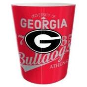 NCAA Georgia Bulldogs Trash Can - Multi-Coloured