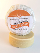 Orange Clove | Old Fashioned Shave Soap 90ml