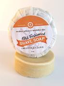 Orange Clove | Old Fashioned Shave Soap 90ml