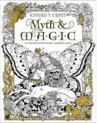 Myth & Magic - Coloring Book