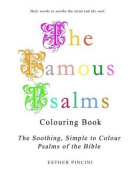 The Famous Psalms Colouring Book