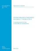 Studio Esegetico - Teologico Di 2cor 4,1-7 E 2cor 12,7b-10 [ITA]