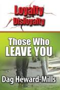 Those Who Leave You