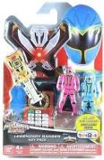 Power Rangers Key Pack Mystic Force Set C Pink Blue