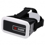 Habor 3D VR Virtual Reality Headset Virtual Reality Glasses for smartphones for 3D Movies/Games(Upgraded Version)