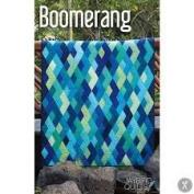 Jaybird Quilts Boomerang quilt pattern