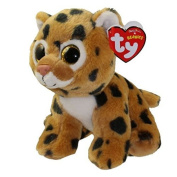 "New Ty Beanie FRECKLES the Leopard Boos Cute Ty Beanie Baby (2015 Version) (6 inch) Plush Toys 6"" 15cm Ty Plush Animals Big Eyes Eyed Stuffed Animal Soft Toys for Kids Gifts ..."