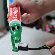 Honice Toothpaste Caps Cartoon Crocodile Head