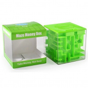 SainSmart Jr. Amaze CB-22 Cube Money Maze Bank-Unique Perfect Gifts for Kids-100% Satisfaction Guaranteed!