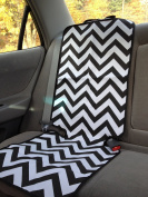 Baby Car Seat Protector - Protect Your Leather or Cloth Auto Seats From Spills, Wear, and Crumbs