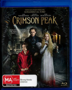 Crimson Peak [Region B] [Blue-ray] [Region 4]