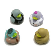Zombie Rubber Ducks : package of 12