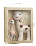 Sophie la girafe and Sophie Cherie Set