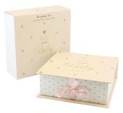 Hello Beautiful Baby Girl Diamante Embellished Keepsake Box
