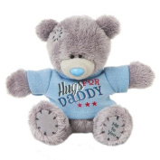 10cm Hugs For Daddy T-Shirt Me to You Bear