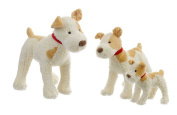 Dog Foxterrier Eliot 15cm