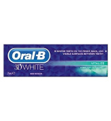 Oral-B 3D White Vitalize Toothpaste - 75Ml - Pack of 2