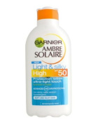 Garnier Ambre Solaire Light And Silky Lotion Spf50 200Ml