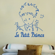 Little Prince Portrait-MONO-Wall Stickers for the Wall Stickers Home Decor and room