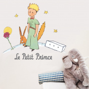 LE PETIT PRINCE- Wall Stickers Wall Stickers-Decoration for the home or the room