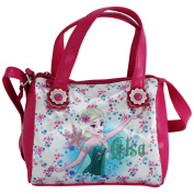 Disney Frozen Princess Elsa Kid Bag Handbag Bowling Bag