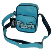 Carlsberg Men's Shoulder Bag cobalto